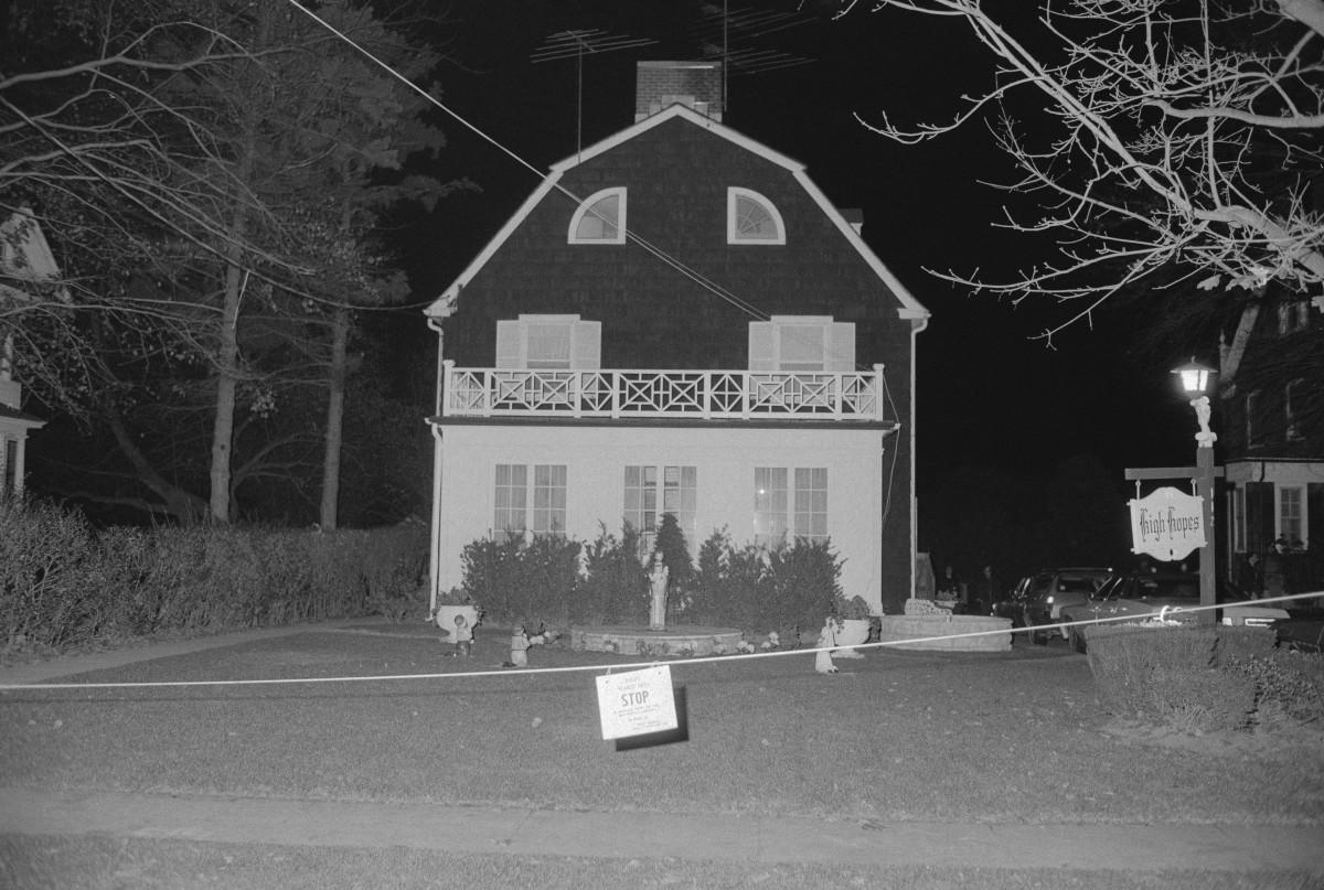 Amityville Horror Pt. 1: The DeFeo FamilyMurders
