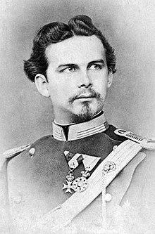 King Ludwig II of Bavaria (The SwanKing)