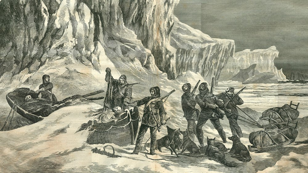 The Lost FranklinExpedition